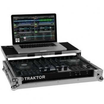 Maleta Dj Traktor S4 Flight Case Native