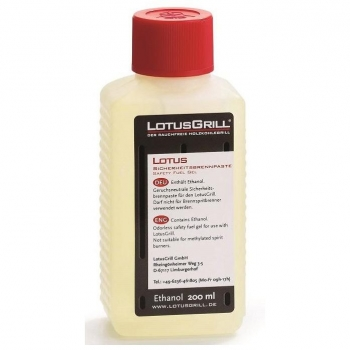 Gel de Encendido 200 ml LotusGrill