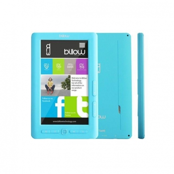 E-BOOK BILLOW 7 E2LB TFT 4G AZ. Outlet. Producto Reacondicionado