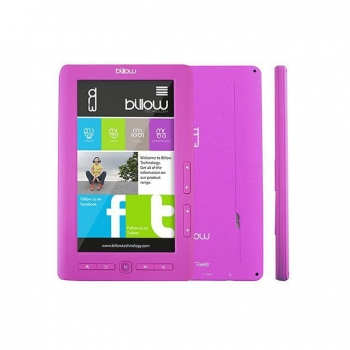 E-BOOK BILLOW 7 E2TP TFT 4G VI. Outlet. Producto Reacondicionado