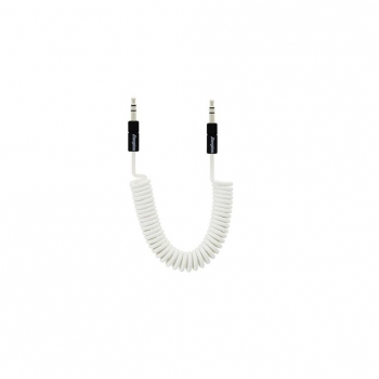Cable Audio Energizer POCKETJACWH2 - Blanco