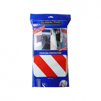 Protector Banda Columna Parking Reflectante 75x20x1 cm