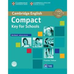 COMPACT KEY SCHOOL EJ+CD CAMBR