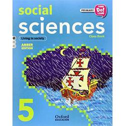 Think Do Learn Social Science 5th Primary Student's Book Module 1 Amber