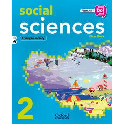 Think Do Learn Social Science 2nd Primary Student's Book Module 2