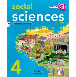 Think Do Learn Social Science 4th Primary Student's Book Module 1