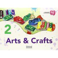 Think Do Learn Arts & Crafts 2nd Primary Student's Book + CD Pack