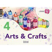 Think Do Learn Arts & Crafts 4th Primary Student's Book + CD Pack