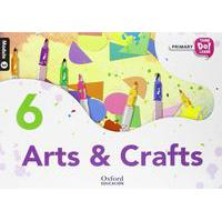 Think Do Learn Arts & Crafts 6th Primary Student's Book Module 3