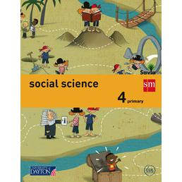 Social Science. 4 Primary. Savia