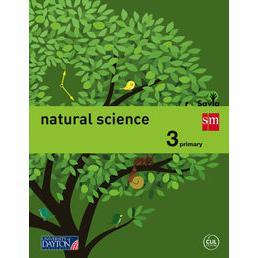 Natural Science. 3 Primary. Savia [2015]