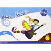 Feel the Music 4 Pupil's Book (Extra Content)