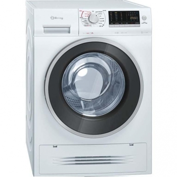 Mueble columna lavadora secadora free lavadora de carga for Mueble lavadora carrefour