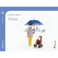 Music 4 Primary Activity Book