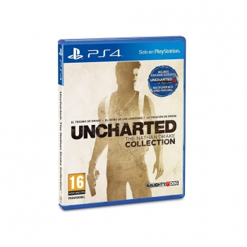 Uncharted: The Nathan Drake Collection Hits para PS4