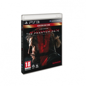 Metal Gear Solid V: The Phantom Pain para PS3
