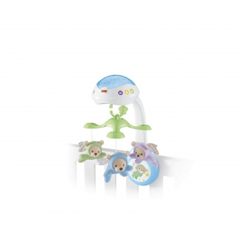 Fisher-Price - Móvil Ositos Voladores