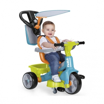 Famosa - Triciclo Baby Plus Music 360