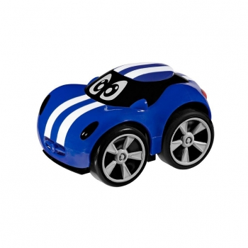 Chicco - Turbo Stunt Car Donnie Manny. Morado