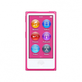 iPod Nano de 16GB Apple - Rosa