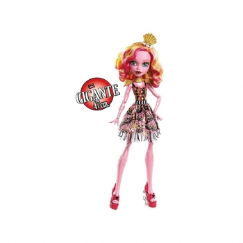 Monster High - Muñeca Gooliope Jellington