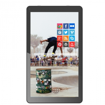 Tablet Prixton PRX1700Q con Quad Core, 1GB, 8GB, 25,4cm - 10""
