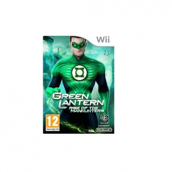 Green Lantern: Rise of the Manhunters para Wii