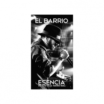 Esencia. EL BARRIO. CD+DVD