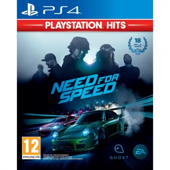 Need for Speed Hits para PS4