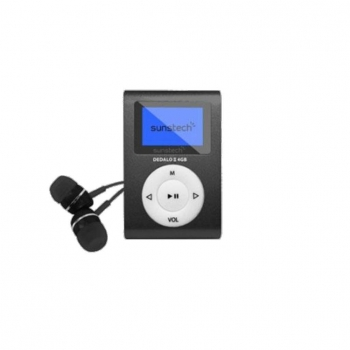 Reproductor MP3 Sunstech Dedalo III 4GB 1,1""