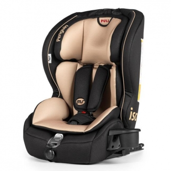 Silla de Coche Grupo 1/2/3 Penguin Isofix con Top Tether Ms