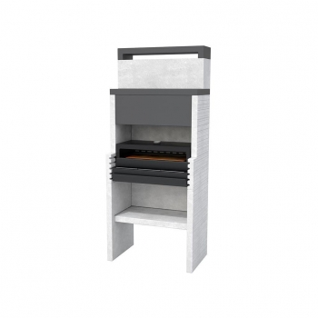 Barbacoa de Carbón Venit Flex Plus Hotte Pack Oven