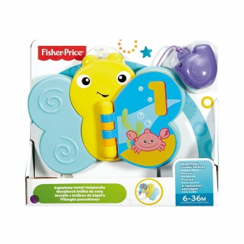 Fisher-Price - Mariposalibro Bañitos