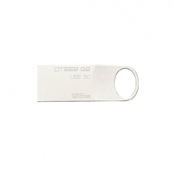 Memoria USB Kingston 128GB - Plata