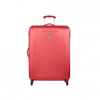 Trolleys y maletas rojo - Maleta viaje carrefour ...