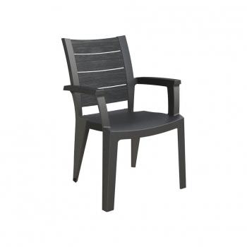 Sillas y sillones de exterior jard n y terraza - Sillas de plastico baratas carrefour ...