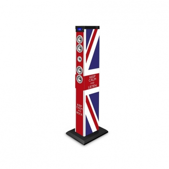 Torre Multimedia Bigben Keep Calm (UK)