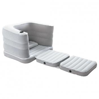 Mesas plegables sof s cama hinchables y m s for Sillon cama carrefour