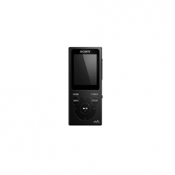 Lector MP4 4GB Sony NWE393B - Negro