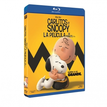 Carlitos y Snoopy - Blu Ray