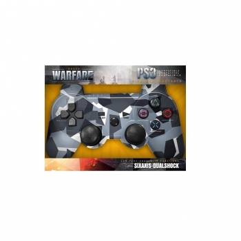 Controller Wireless Indeca Warfare para PS3