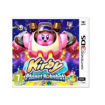 Kirby Planet Robobot para 3DS