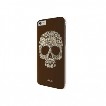 "Carcasa Ideus con relieve 3D ""Figuras"" para Iphone 6"
