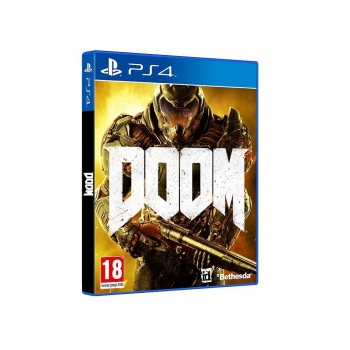 Doom Version Hits para PS4