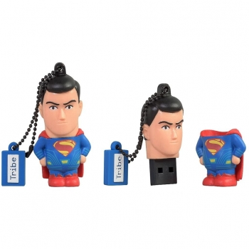 Memoria USB Silver HT Superman 16GB