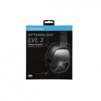 Auricular Stereo Afterglow LVL 3 para PS4