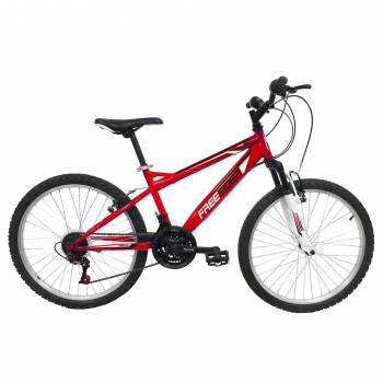 "Mountain Bike Suspensión Delantera 24""  18 V"