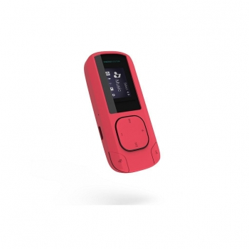 Lector MP3 Energy Sistem Clip - Coral