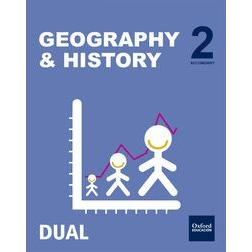 Inicia Dual Geography and History. 2.º ESO. Student's Book Pack