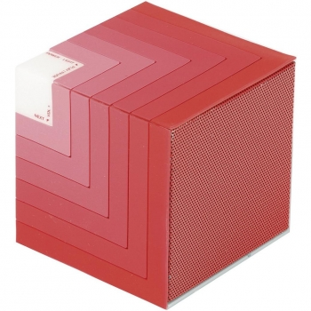 Altavoz NGS Roller Cube - Rojo
